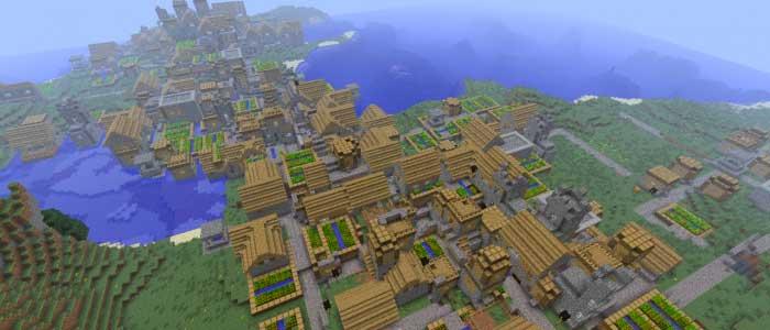 Massive Village Seed