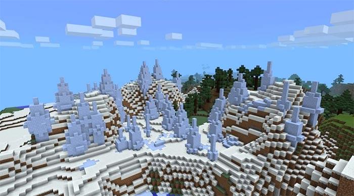 Ice Spikes