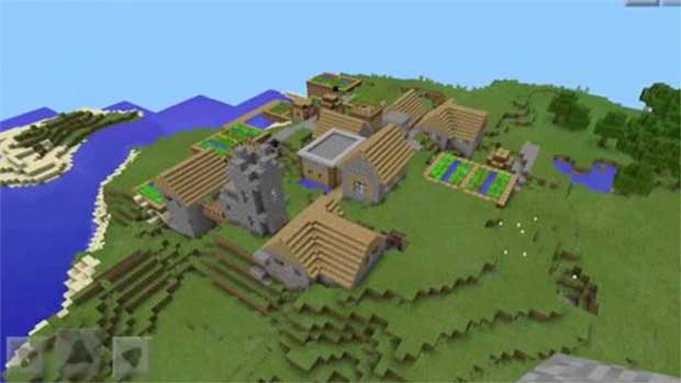 . 10 Awesome Minecraft PE Seeds   OhGaming   Geeky Matters