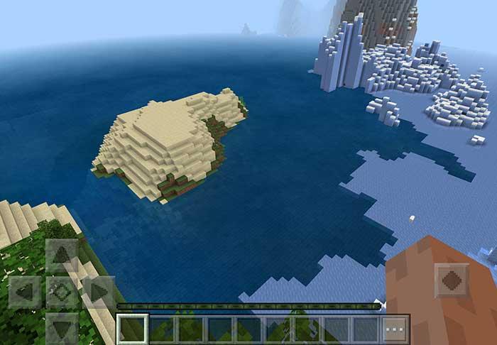 multi landscape view minecraft