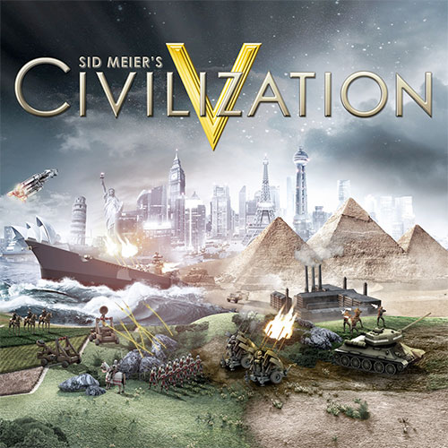 Civilization 5 - Great Empire Building Game