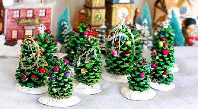 6 DIY Christmas Decorations Ideas