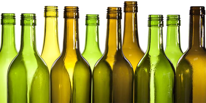 7 Uses for Recycled Glass Bottles