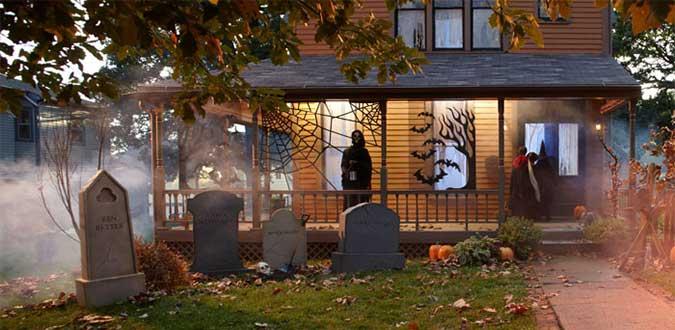 halloween gravestones