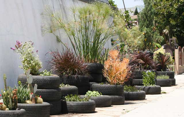 Creative Uses for Old Tires