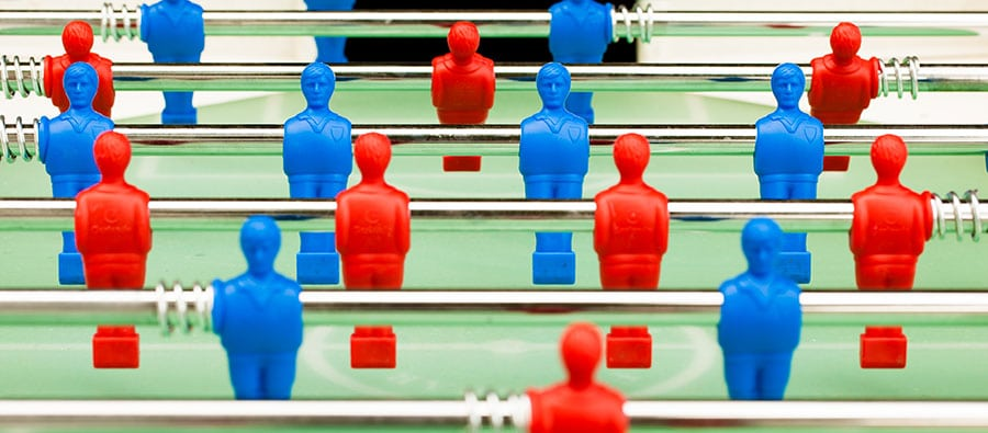 Geek Out Over The Best Foosball Tables For The Money (2020)