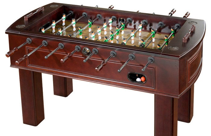 American Heritage Carlyle Foosball Table Review