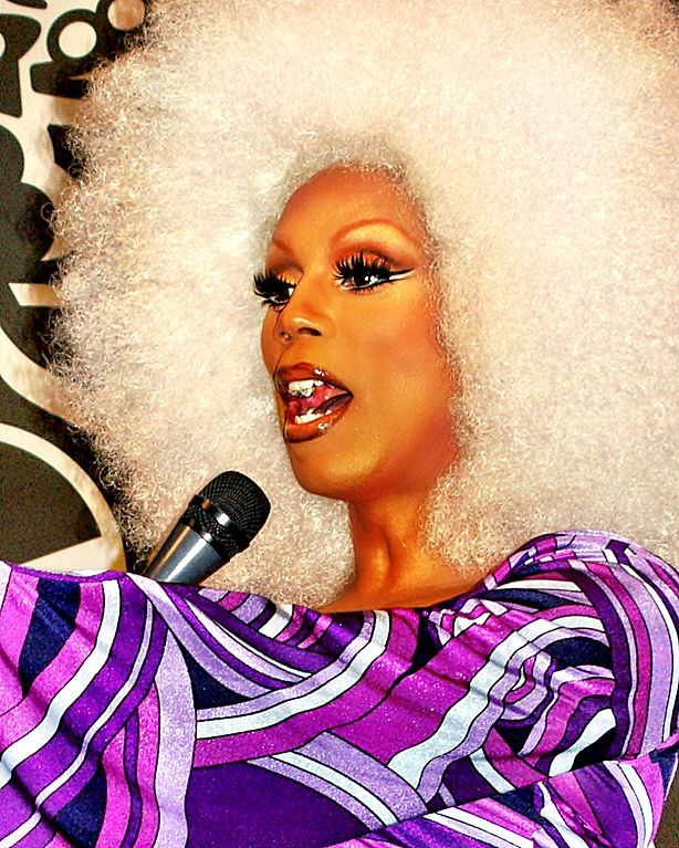 "How RuPaul Took Drag To The Mainstream And Created A ""F-Empire""!"