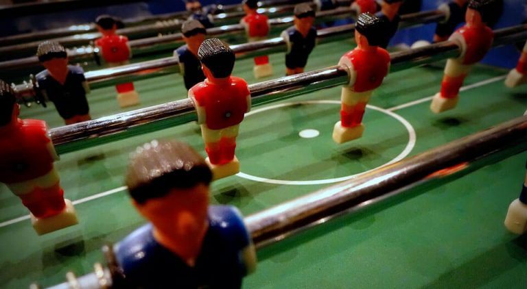 Outfit Your Game Room With A Mid-Range Foosball Table
