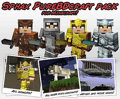Sphax Resource Pack