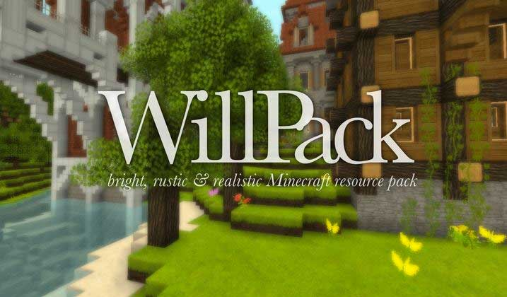 WillPack texture pack