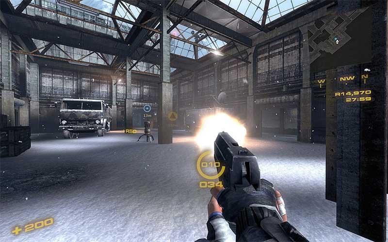 fps gameplay