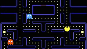 pacman game play