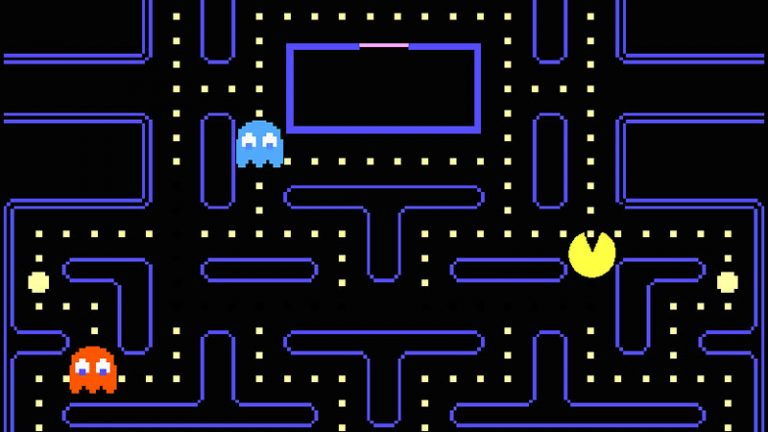 Pac-Man: The Game, The Furor, The Legend