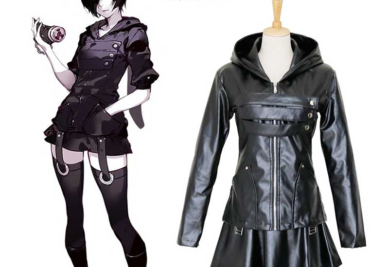 10 Best Female Anime Characters To Cosplay (or Halloween ...