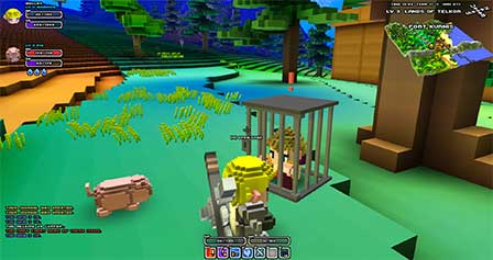 cube world game