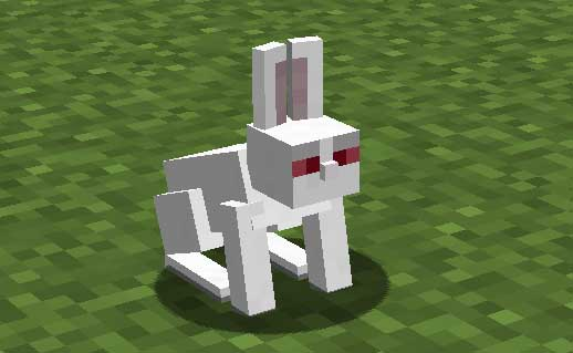 minecraft killer bunny