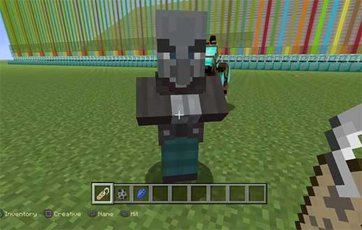 minecraft vindicator mob