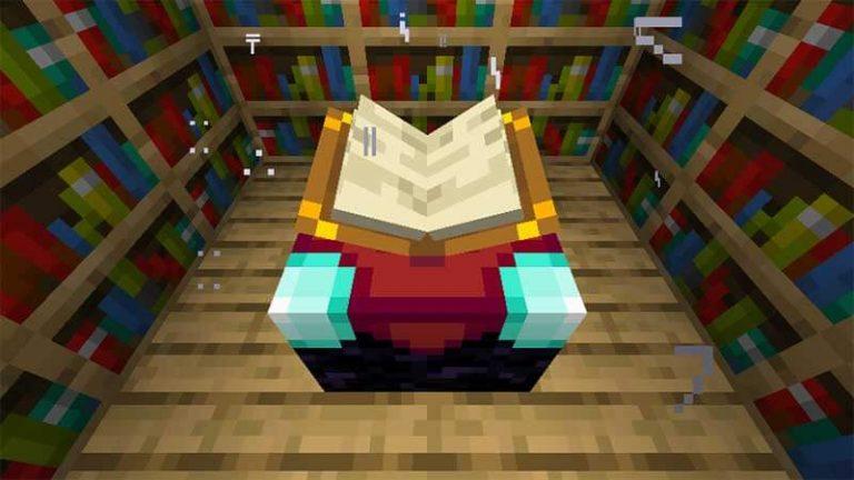 10 Best Minecraft Enchantments