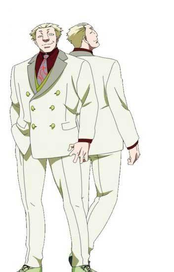 Yakumo Oomori Jason