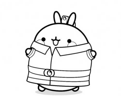 molang firefighter