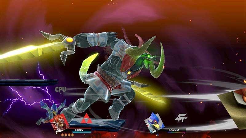 Ganondorf Ganon, the Demon King