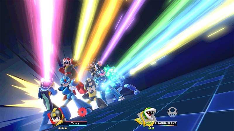Mega Man Mega Legends