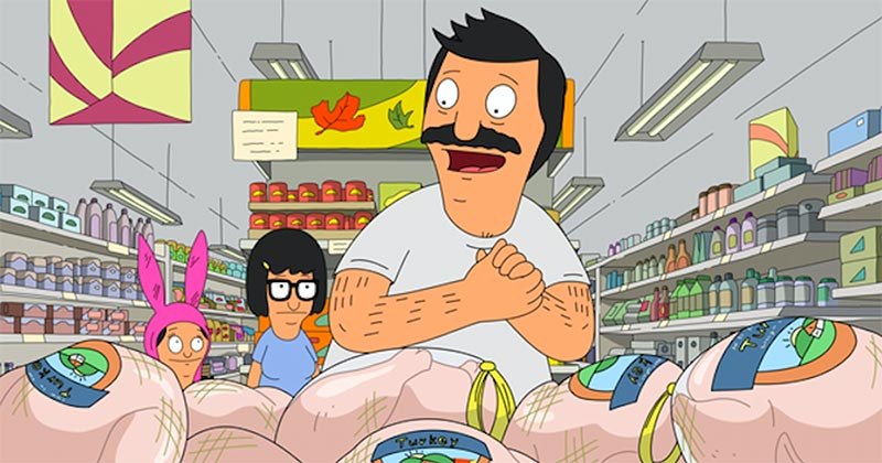 bobs burgers thanksgiving