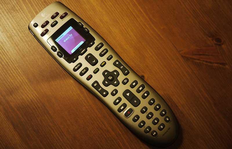 logitech remote