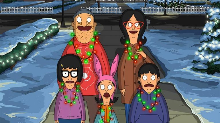 Best Bob's Burgers Christmas Episodes Ranked
