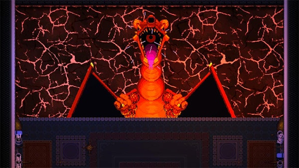 high dragun enter the gungeon boss