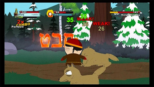 south park stick of truth game