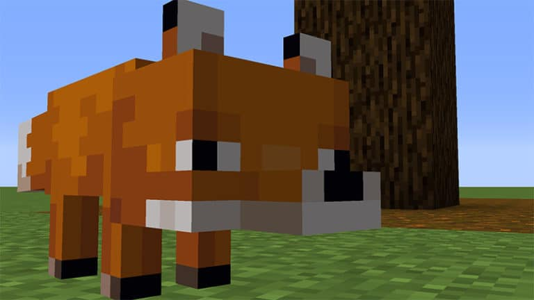 How To Breed And Tame Foxes In Minecraft