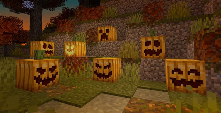 How To Make A Carved Pumpkin In Minecraft (5 Easy Steps!)