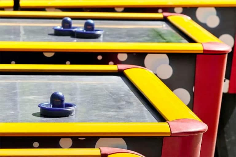 How Much Does An Air Hockey Table Cost?