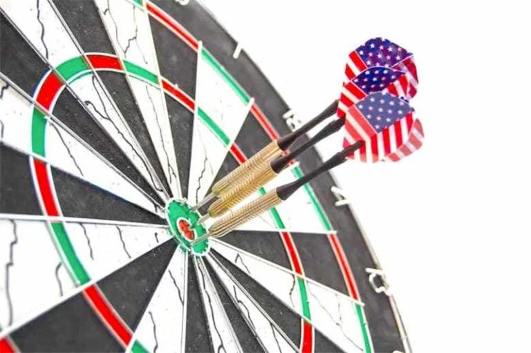 How To Throw Darts Consistently With Precision