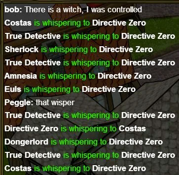 whispering in town of salem