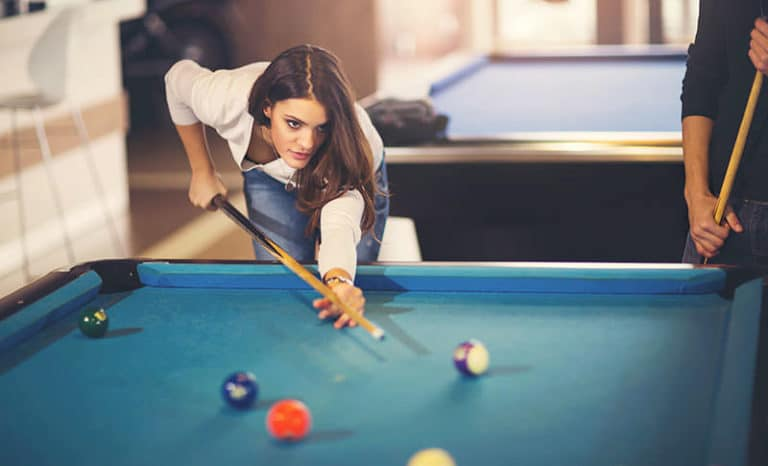 The Difference Between A Slate vs Wood Pool Table