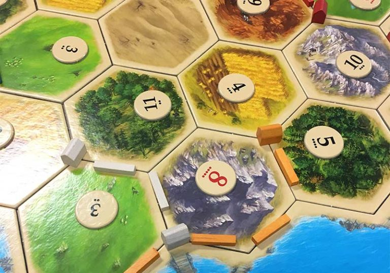 11 Best Board Games Like Catan (& Citadels)