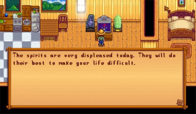 What Does The Fortune Teller Do In Stardew Valley? (Here's What You Need To Know!)