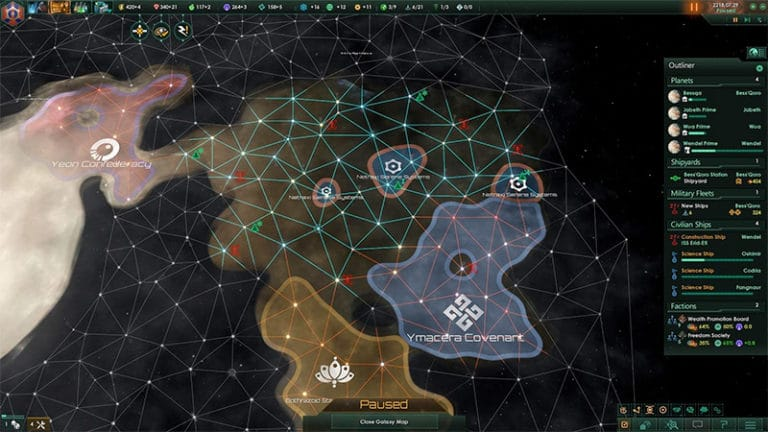How To Expand Borders In Stellaris (And Increase Your Territory)