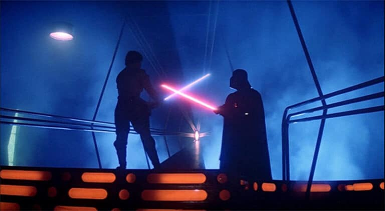 Lightsabers by Character