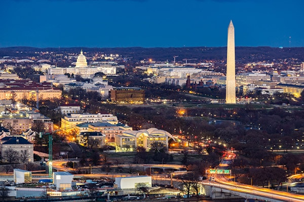 What State Is Washington D.C. In?